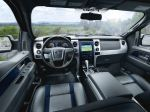 13 Ford F-150 Raptor - interior